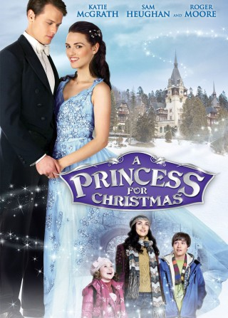 a_princess_for_christmas_poster