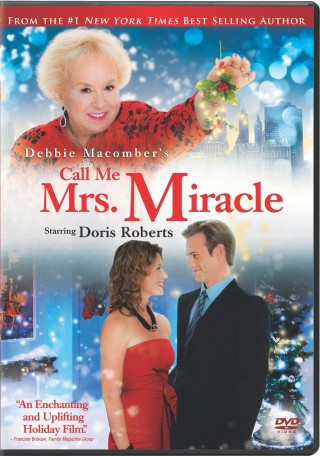 call_me_mrs_miracle_poster
